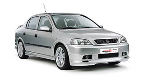 Vauxhall Astra G 1.6 (74bhp) Petrol (8v) FWD (1598cc) - MK 4 (G) (1998-2000) Saloon