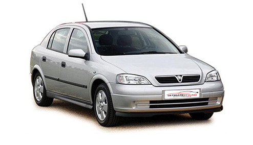 Vauxhall Astra G 1.4 (89bhp) Petrol (16v) FWD (1389cc) - MK 4 (G) (1998-2005) Hatchback