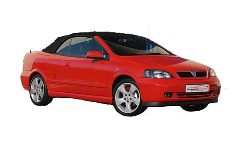 Vauxhall Astra G 2.0 Turbo (190bhp) Petrol (16v) FWD (1998cc) - MK 4 (G) (2002-2006) Convertible