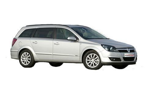 Vauxhall Astra H 1.7 CDTi 80 (79bhp) Diesel (16v) FWD (1686cc) - MK 5 (H) (2004-2005) Estate