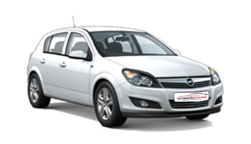 Vauxhall Astra H 2.0 T (168bhp) Petrol (16v) FWD (1998cc) - MK 5 (H) (2004-2007) Hatchback
