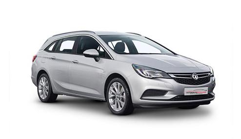Vauxhall Astra K 1.6 CDTi 110 (109bhp) Diesel (16v) FWD (1598cc) - MK 7 (K) (2015-) Estate