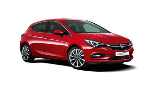 Vauxhall Astra K 1.6 (94bhp) Diesel (16v) FWD (1598cc) - MK 7 (K) (2015-) Hatchback