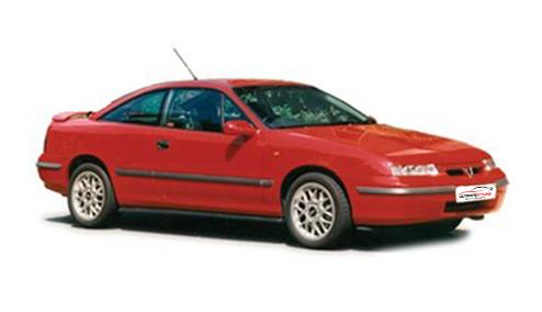 Vauxhall Calibra 2.0 (113bhp) Petrol (8v) FWD (1998cc) - (1990-1996) Coupe