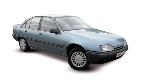 Vauxhall Carlton Mk2 1977-1986 Avant Roulement De Roue Kit