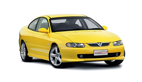 Vauxhall Monaro 5.7 VXR (382bhp) Petrol (16v) RWD (5667cc) - (2004-2004) Coupe